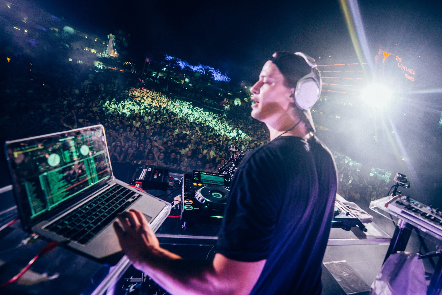 Last year Kygo made history when hebecame the first-ever Tropical House resident of Ushuaia in Ibiza.